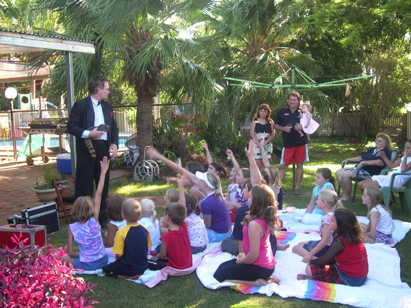 Birthday Party Magician for Kid